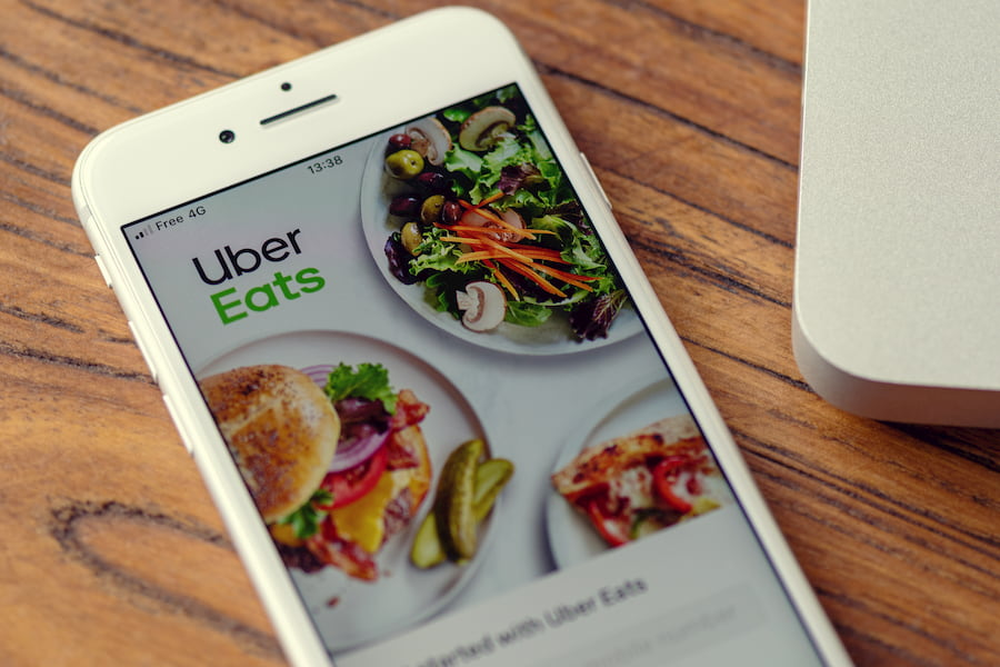 UberEats per Food Delivery